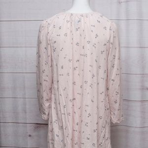 Earth Angels Intimates   Sleepwear - Heavenly Angels Small Pink Floral  Nightgown NWT 5c755f61e